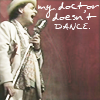 valentinite: my doctor doesn't DANCE (doctor doesn't dance)