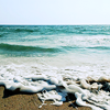 stormyhearted: (waves on the shore)