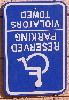traykor: upside down disabled parking sign (disability)