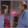 mystical_wings: Mary Anne +Logan from the BSC TV show (Mary Anne + Logan)