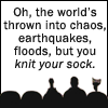 nanceoir: You know, I think I will. (Knit Your Sock)