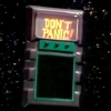 "rob_t_firefly: The Hitch-Hiker's Guide to the Galaxy"" advises that you ""Don't Panic."" (h2g2 - book)"
