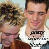 carynb: (Lance blush)