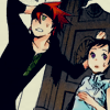 neverforgets: (lavi // have to stop meeting like this)