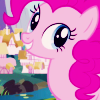 pinkiepiecandypop: thisi s me loving you (pie, pinkie, pony, smile)