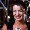 thingswithwings: Susan Ivanova smiling delightedly (B5 - Ivanova smiling)