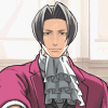 truthsnomiracle: Edgeworth, backed by a strong white light, holds something out toward you with a kind-eyed straight face. (Compassion)