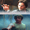 jedimuse: Luke Skywalker/Sam Winchester crossover (Star Wars)