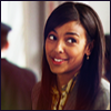 red_eft: Diana from White Collar with a sort of 'shyeah right' grin (Diana grins)