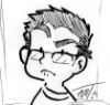 matchesmassa: Cartoon Me (me)