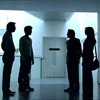 samvara: Picture of four characters from Primeval in silhouette (Primeval)