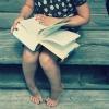 narkyze: (reading)