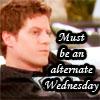jassanja: (ATWT - Reid - Alternnate Wednesday)