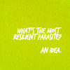 "strina: text only ""what's the most resilient parasite? an idea."" (inc - resilient)"