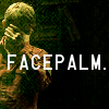 thedeadparrot: john watson palming his face (facepalm)