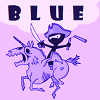 theearth: I really like this color you guys. (Blue-mod's icon) (I'M ON A HORSE)