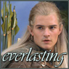 lferion: Movie-Legolas, text is 'Everlasting' (Legolas)
