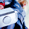 crownprinceofasgard: (Mjolnir.)