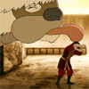 crossedwires: appa licks zuko. it's how he shows his affection (appa approves of zuko)