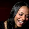 jlh: Zoe Saldana laughing (st: Nyota Uhura)