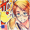 redwhiteandfree: ushitora (It's okey I'm American!)