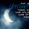 "sonadora9: ""For a dreamer, night's the only time of day"" (Newsies 01)"