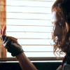 bayoumaharajah: Ray Toro gesturing in front of window (Fingers, Ray)