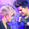leela_cat: Adam singing to Tommy (Adam/Tommy - Sing to Me)