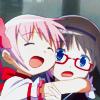 secretambition: (Madoka Magica ★ Glomp)