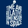 reganreads: (TARDIS)