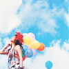 luckydaydreamer: (skyballoons)