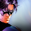 musesfool: nightwing (do not confuse yourself w/yr reflection)