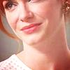 lupinlicious: (christina hendricks - smile closeup)