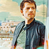 hsapiens: Misha in Leather, Urban Decay Background (Misha -- Leather & Old Factory)