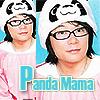 kuro_pantsu: (パンダママ本物!!! (森川))