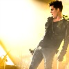 jeweledvixen: A Adam Singing on Stage Smoke