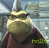 tvillingar: roz from monsters inc. (default)