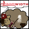 susanreads: the 11th Doctor (with fez) as a dreamsheep (who eleven sheep)
