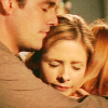 secondsilk: Xander hugging Buffy warmly (Hugs)