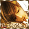 "raletha: Close up of sleeping Trowa with the text, ""Beautiful"" (gundam wing - trowa - beautiful)"