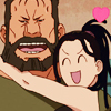 ditz: izumi and sig curtis | manly love (02.)