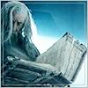 sunnyskywalker: Gandalf reads an ancient-looking book (GandalfReading)