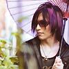 hitokage: (guardian in the rain)