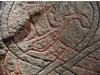 ossamenta: Close-up of Viking Age rune stone (Ashmolean runestone)