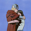 goodbyebird: Comics: Thor hugs Jane Foster. (C ∞ hug taime)