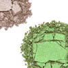 shadowplayers: image of pink and green eyeshadows (shadows)