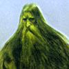 greenehwe: (for wonder of his hwe men hade)