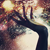 ohtheclevernessofme: picture of a hand in front of a rainy widow illuminated by a street light (Default)
