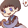 yue_ix: Chibi of Merlin with tentacle arms (>=) <3)