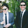 ladyfoxxx: Pete and Patrick looking sharp (Pete and Patrick looking sharp)
